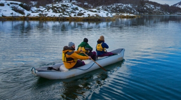 NATIONAL PARK WITH TREKKING AND CANOEING