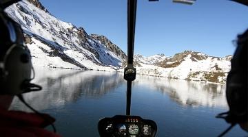 Aterrizaje Cordillera